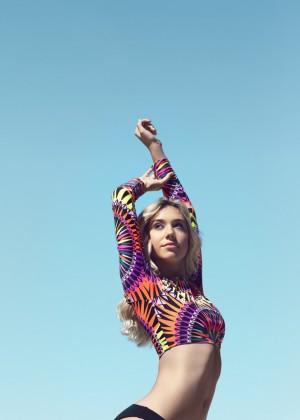 Alexis Ren - Palm Springs Style Magazine 2015