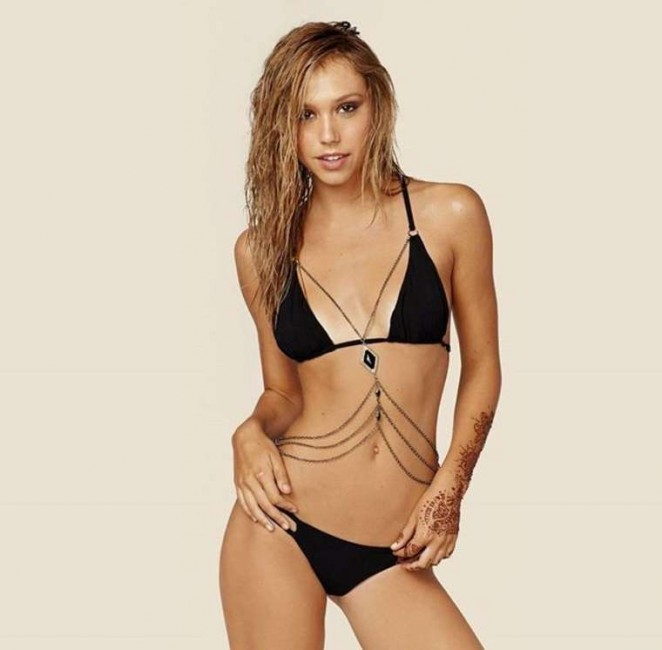 Alexis Ren: Planet Blue Swimsuit Collection 2016 -02