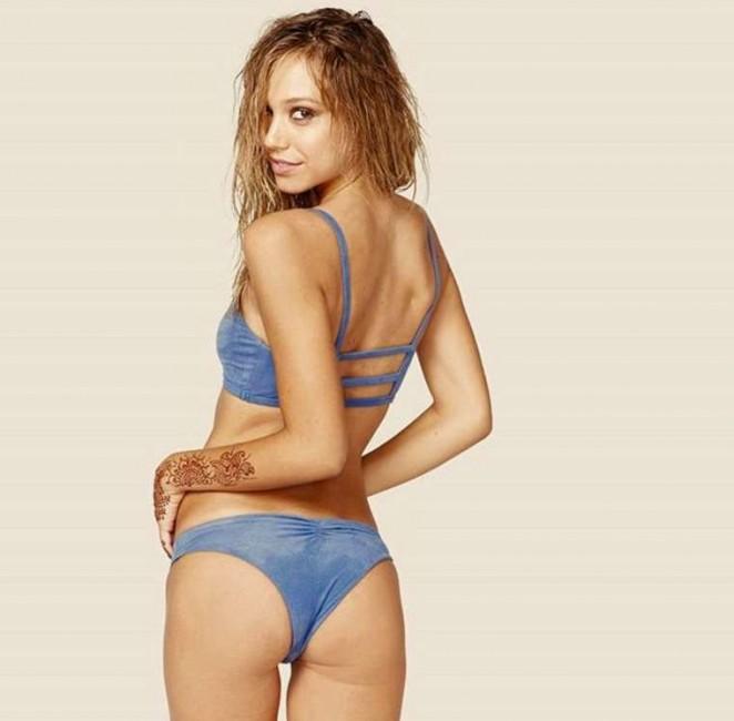 Alexis Ren: Planet Blue Swimsuit Collection 2016 -06