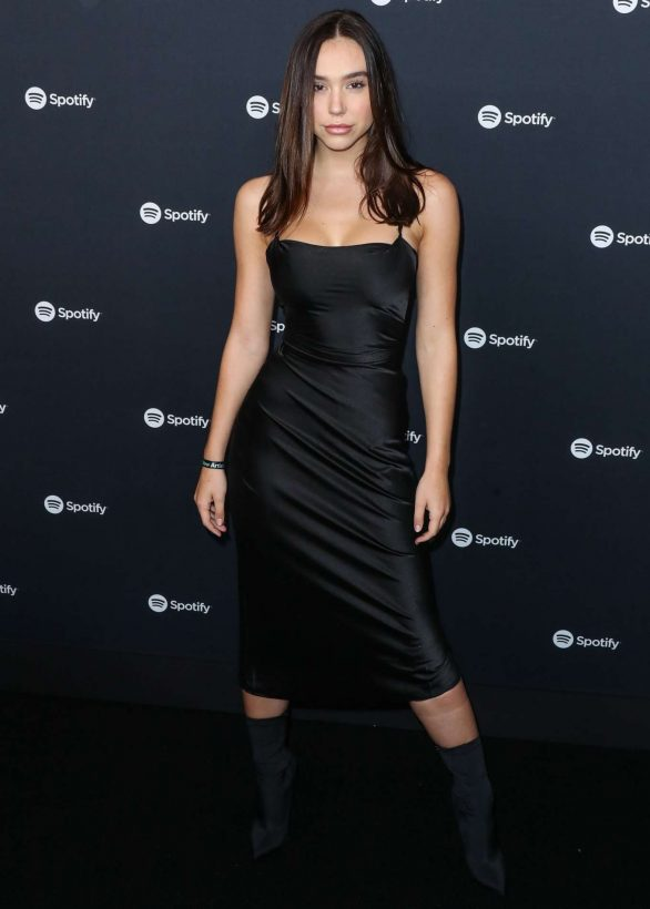 Alexis Ren - Spotify 'Best New Artist' Party in Los Angeles