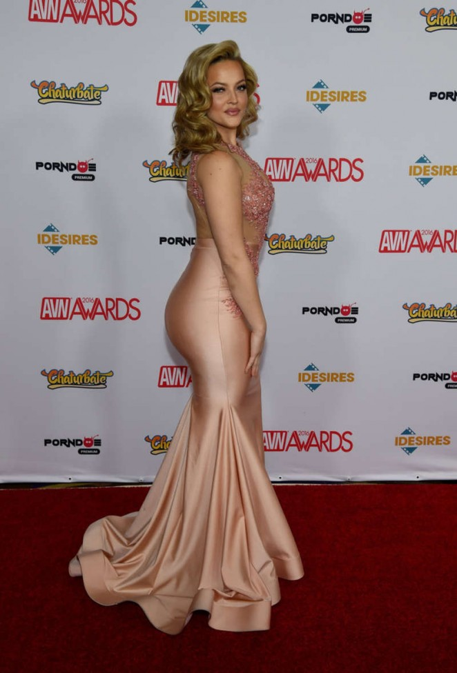 Alexis Texas - 2016 Adult Video News Awards in Las Vegas