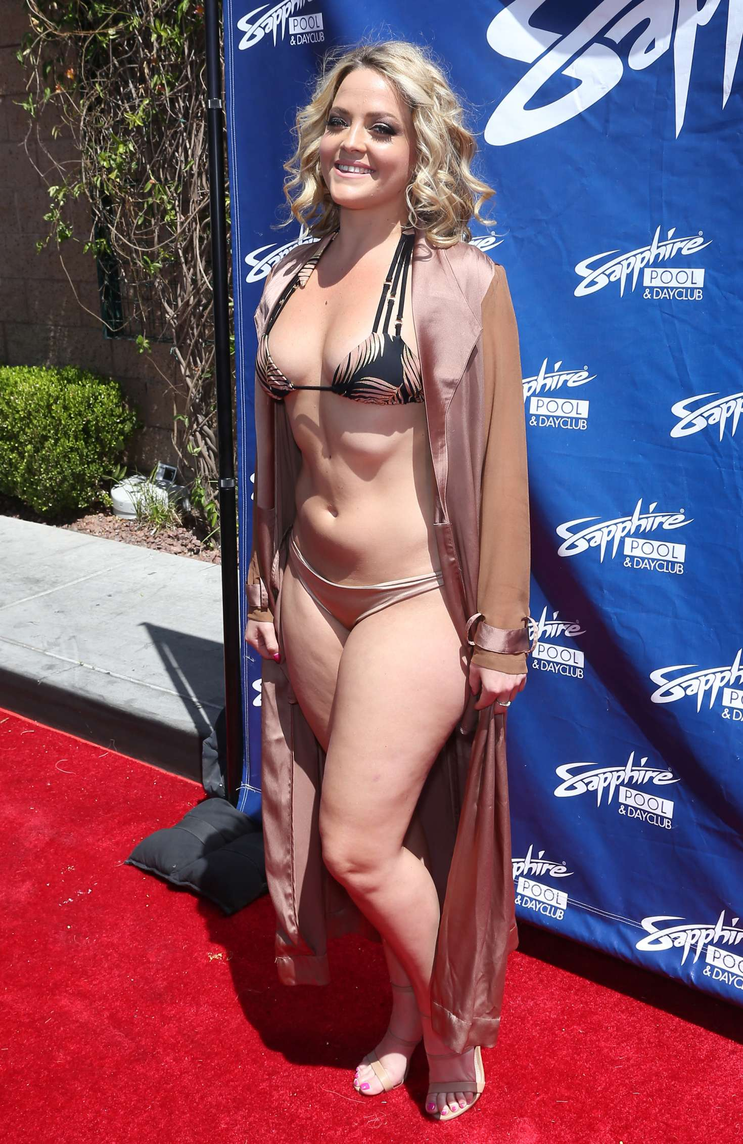 Alexis Texas: Blac Chyna hosts The Afternoon at Sapphire ...