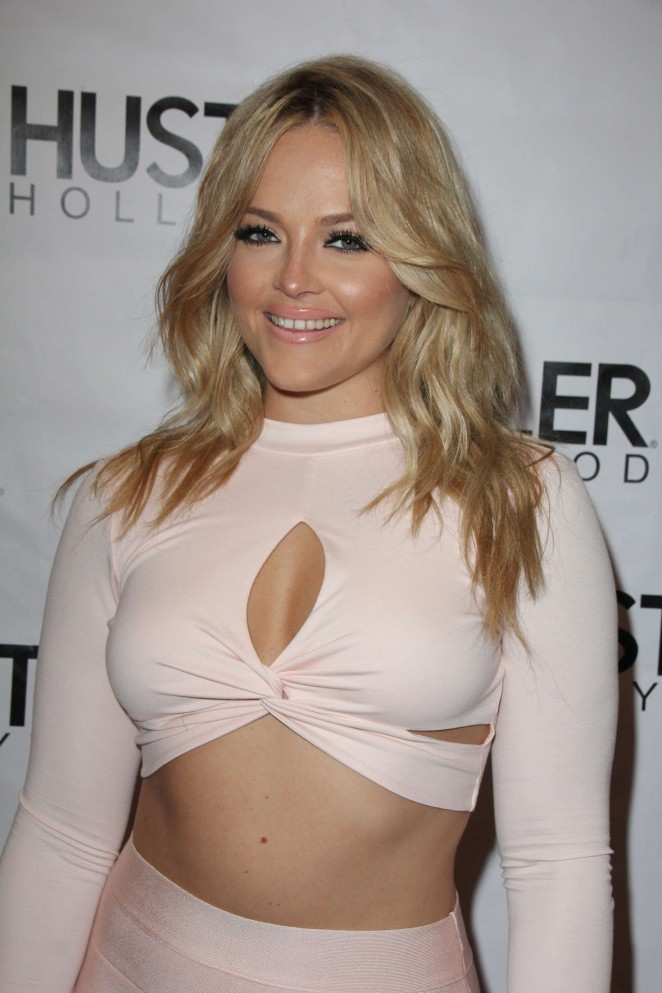Alexis Texas - Opening of the new Hustler in Hollywood