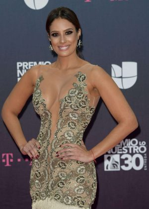 Aleyda Ortiz - 2018 Premio Lo Nuestro Awards in Miami