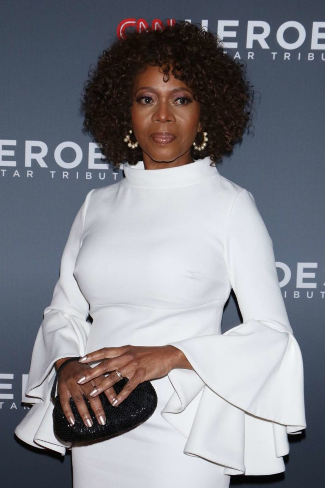 Alfre Woodard - 11th Annual CNN Heroes: An All-Star Tribute in NY