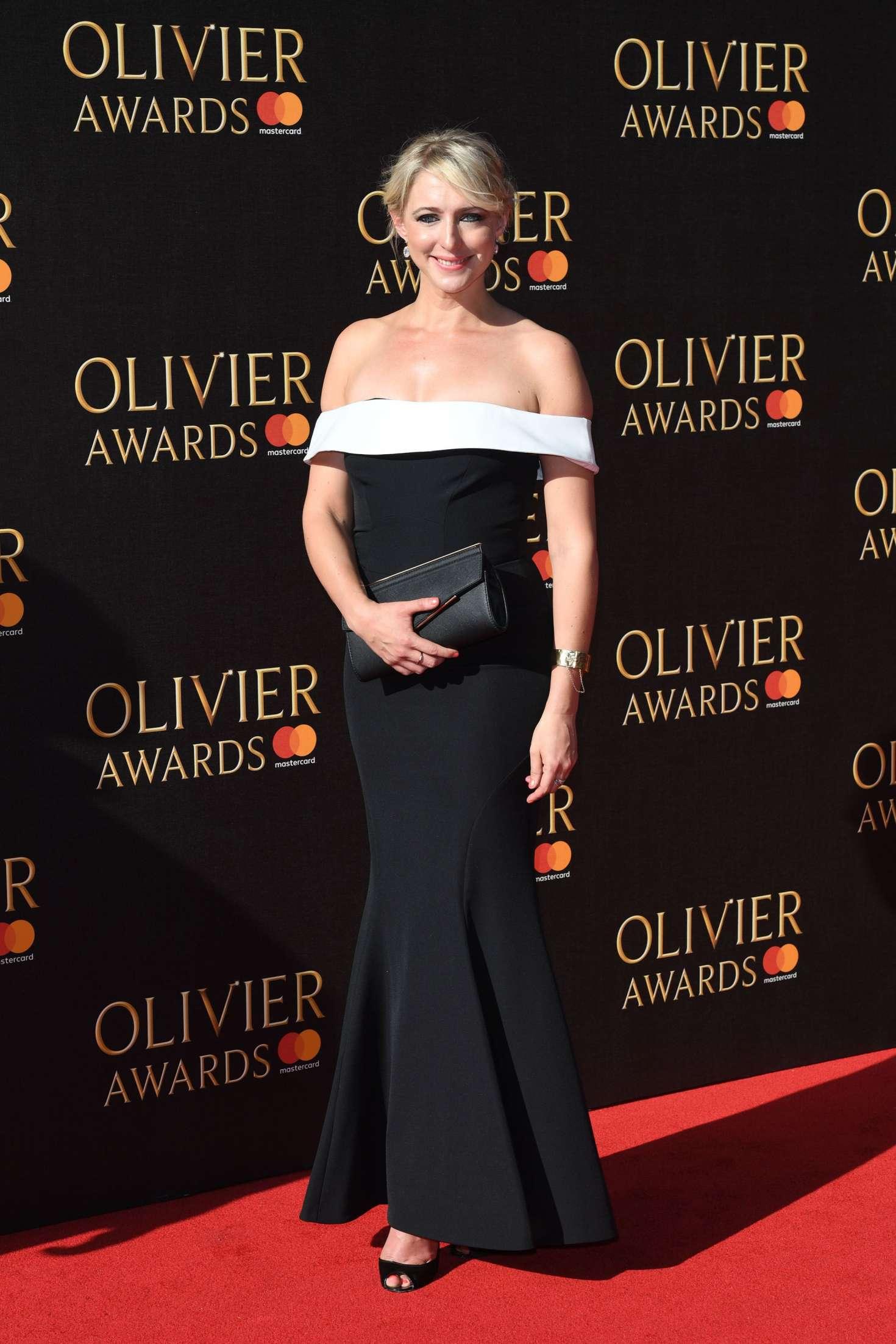 Ali Bastian 2017 : Ali Bastian: 2017 Olivier Awards -02