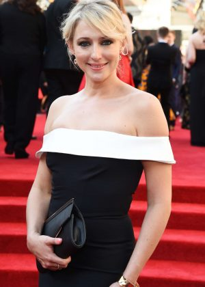 Ali Bastian - 2017 Olivier Awards in London