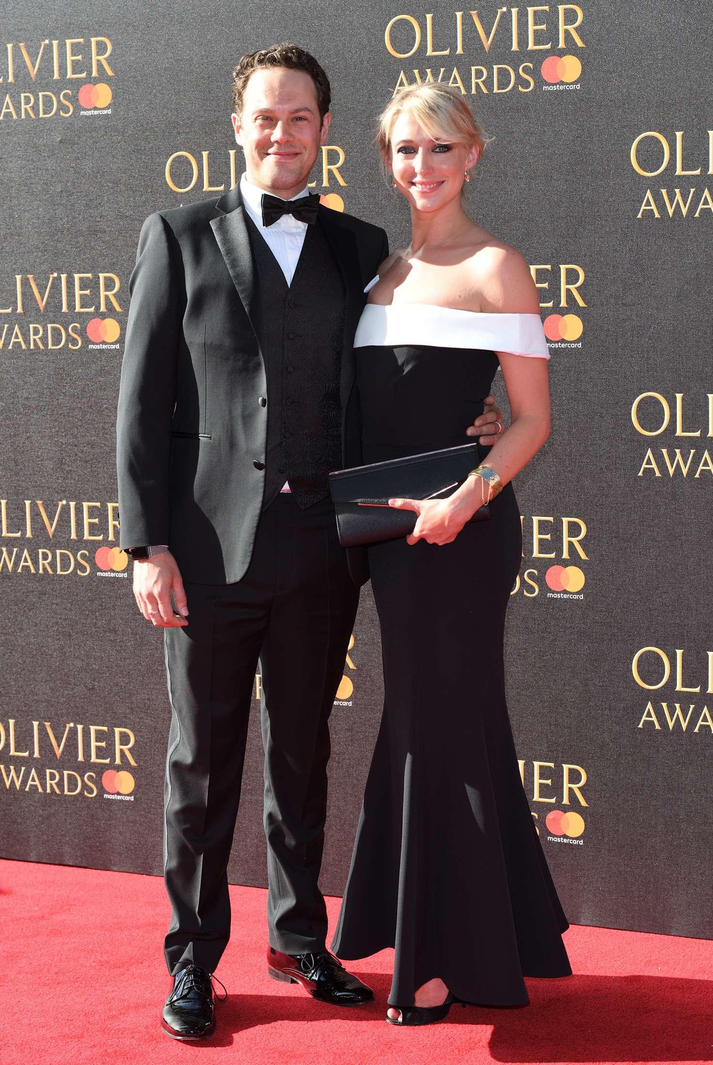 Ali Bastian 2017 : Ali Bastian: 2017 Olivier Awards -09