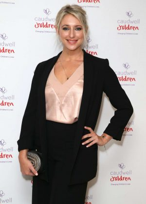 Ali Bastian - The International Day Of The Girl Child Annual Gala in London