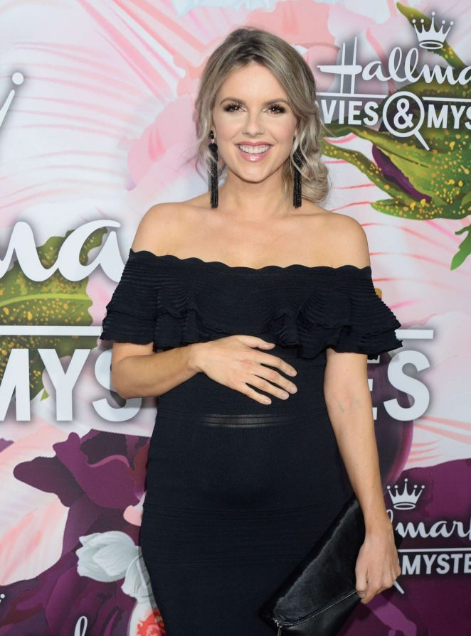Ali Fedotowsky - 2018 Hallmark Channel All-Star Party at TCA Winter Press Tour in LA