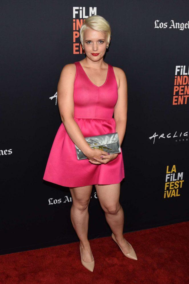 Ali Grusell - 'The Oath' Premiere at 2018 LA Film Festival