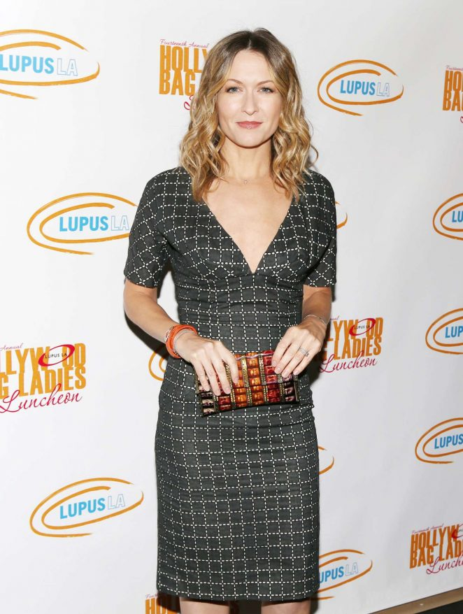 Ali Hillis - Hollywood Bag Ladies Luncheon in Los Angeles