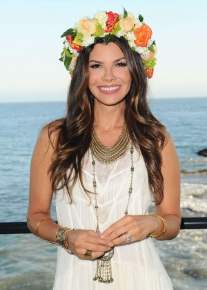 Ali Landry - Moll Anderson Goddess Party in Malibu