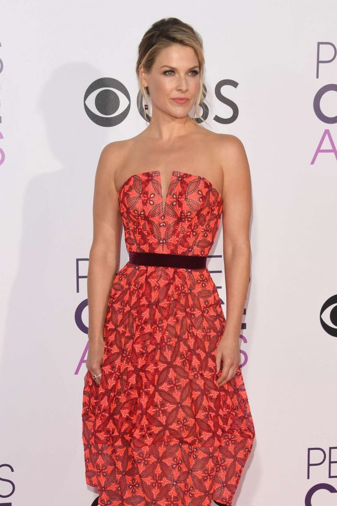 Ali Larter: 2017 Peoples Choice Awards -14 - GotCeleb