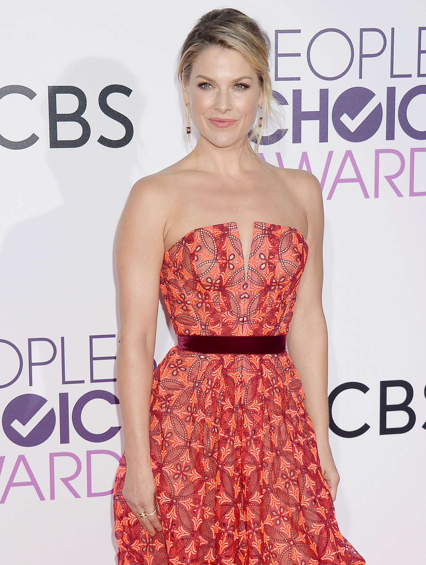 Ali Larter – 2017 People's Choice Awards in Los Angeles ...