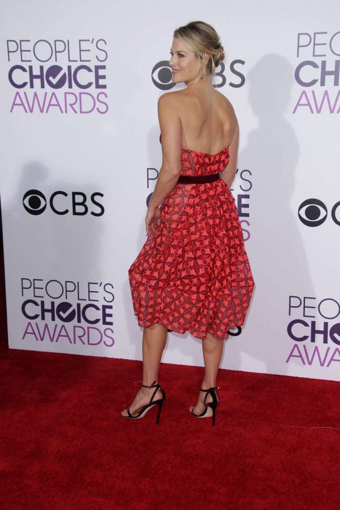 Ali Larter: 2017 Peoples Choice Awards -26 - GotCeleb