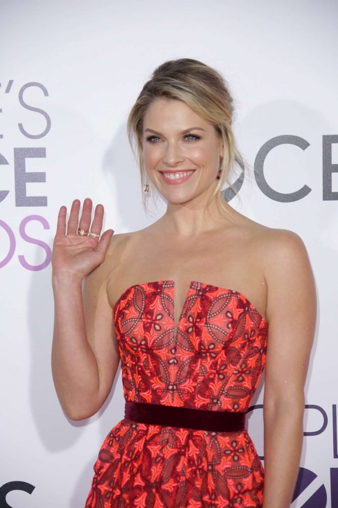 Ali Larter: 2017 Peoples Choice Awards -27 - GotCeleb