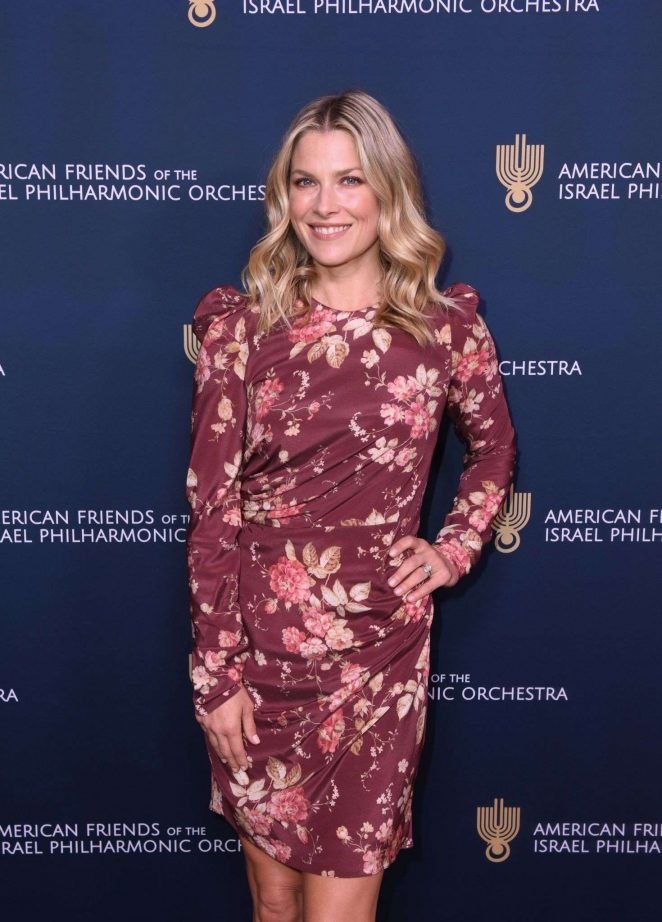 Ali Larter – American Friends of the Israel Philharmonic Orchestra Los Angeles Gala 2018 in Beverly Hills