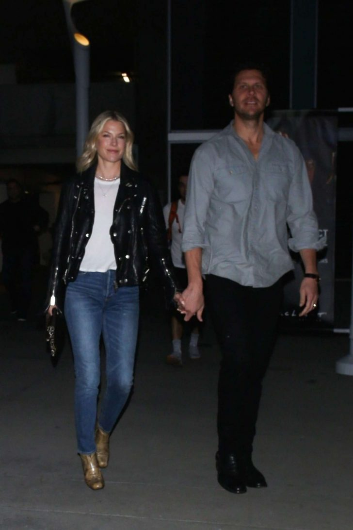 Ali Larter 2019 : Ali Larter and Hayes MacArthur at the ArcLight -02