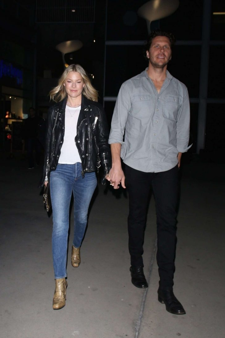 Ali Larter 2019 : Ali Larter and Hayes MacArthur at the ArcLight -09