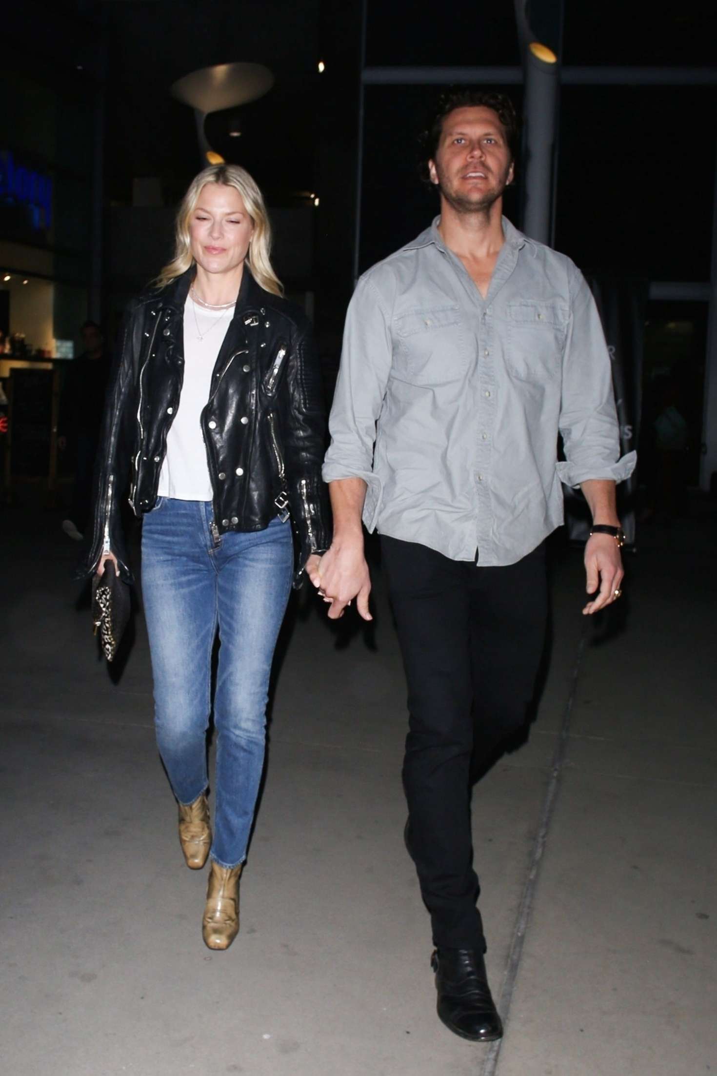 Ali Larter 2019 : Ali Larter and Hayes MacArthur at the ArcLight -10