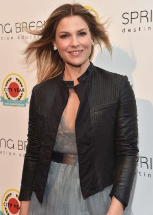 Ali Larter - City Year Los Angeles Spring Break in LA
