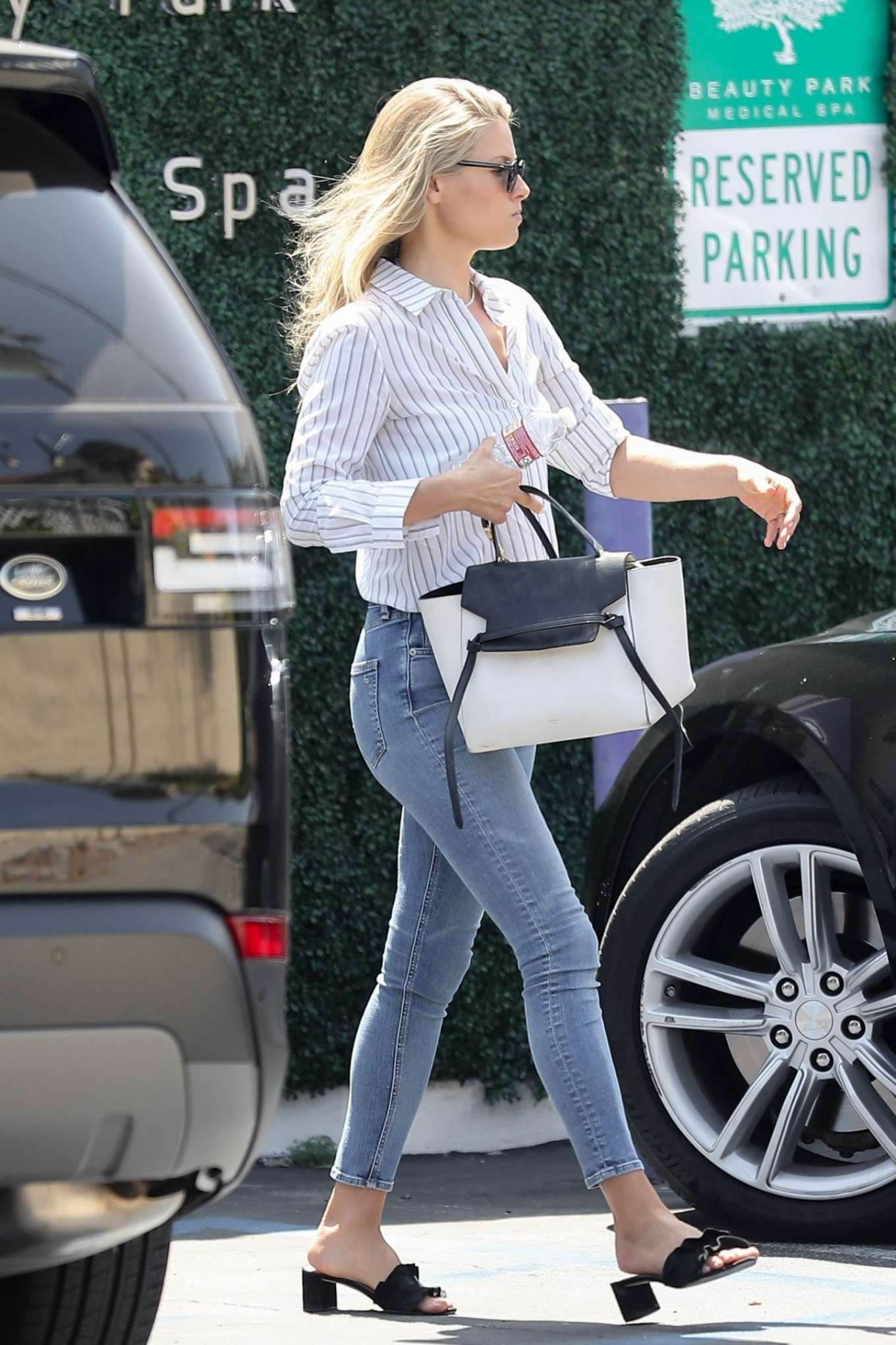 Ali Larter - Out in Santa Monica