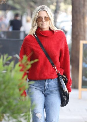 Ali Larter - Out in West Hollywood