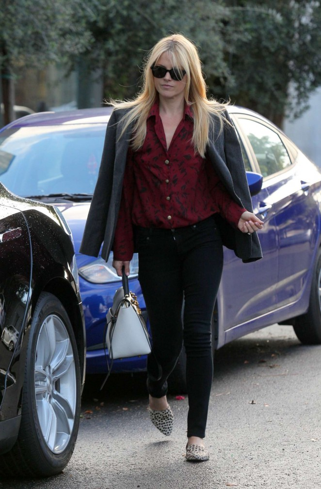 Ali Larter - Shopping in West Hollywood