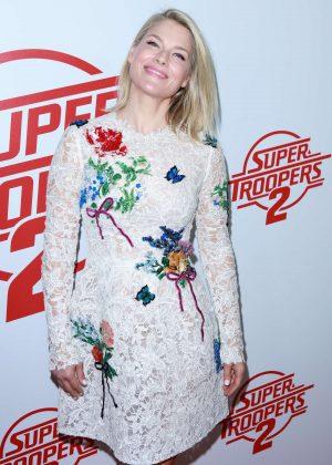 Ali Larter - 'Super Troopers 2' Premiere in Hollywood
