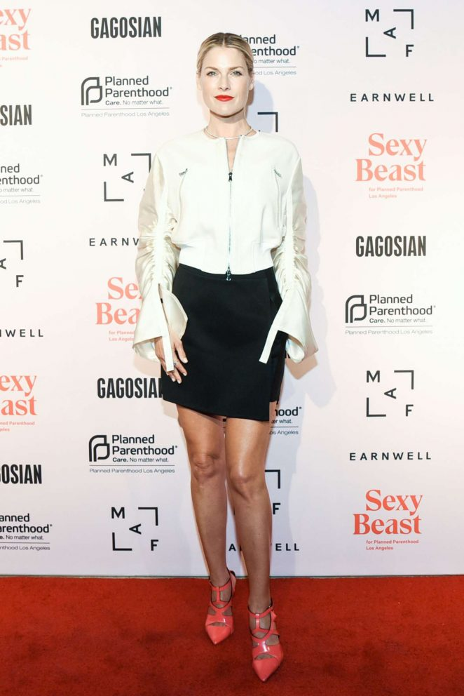 Ali Larter – The Sexy Beast Gala A Benefit For Planned Parenthood LA in Los Angeles