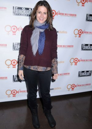 Ali Marsh - The Adrienne Shelly Foundation 10th Anniversary Celebration in NYC
