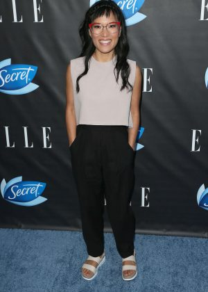 Ali Wong - ELLE Hosts Women In Comedy Event in West Hollywood