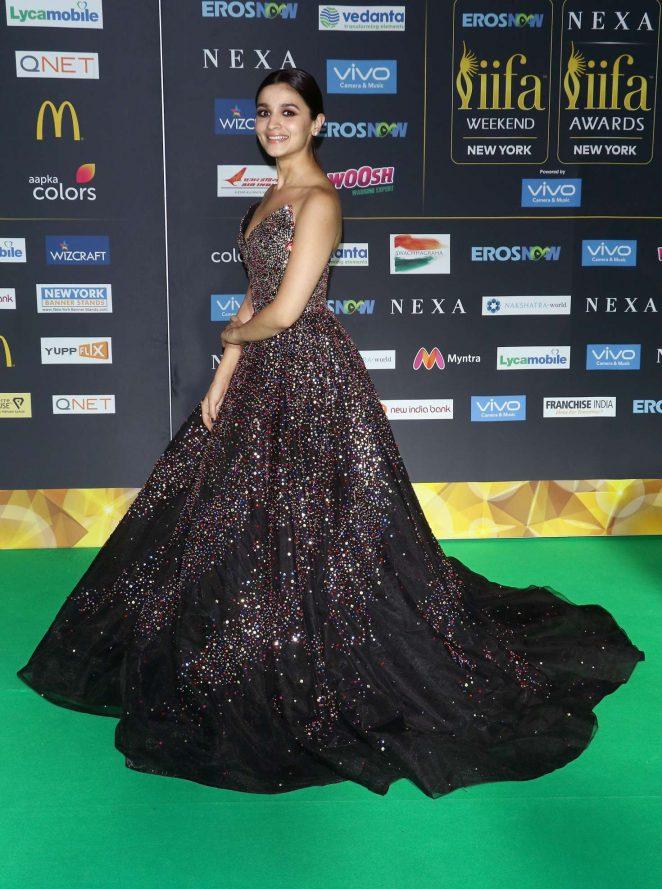Alia Bhatt - 2017 International Indian Film Academy Festival in New Jersey