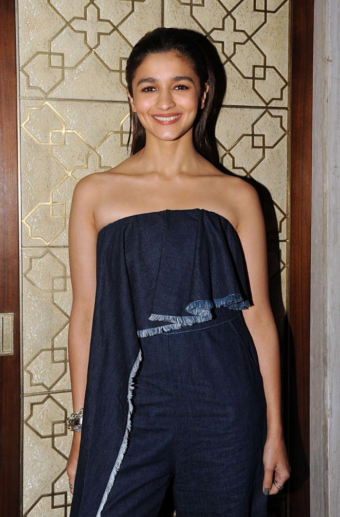 Alia Bhatt - 62nd Jio Filmfare Awards Press Conference in Mumbai