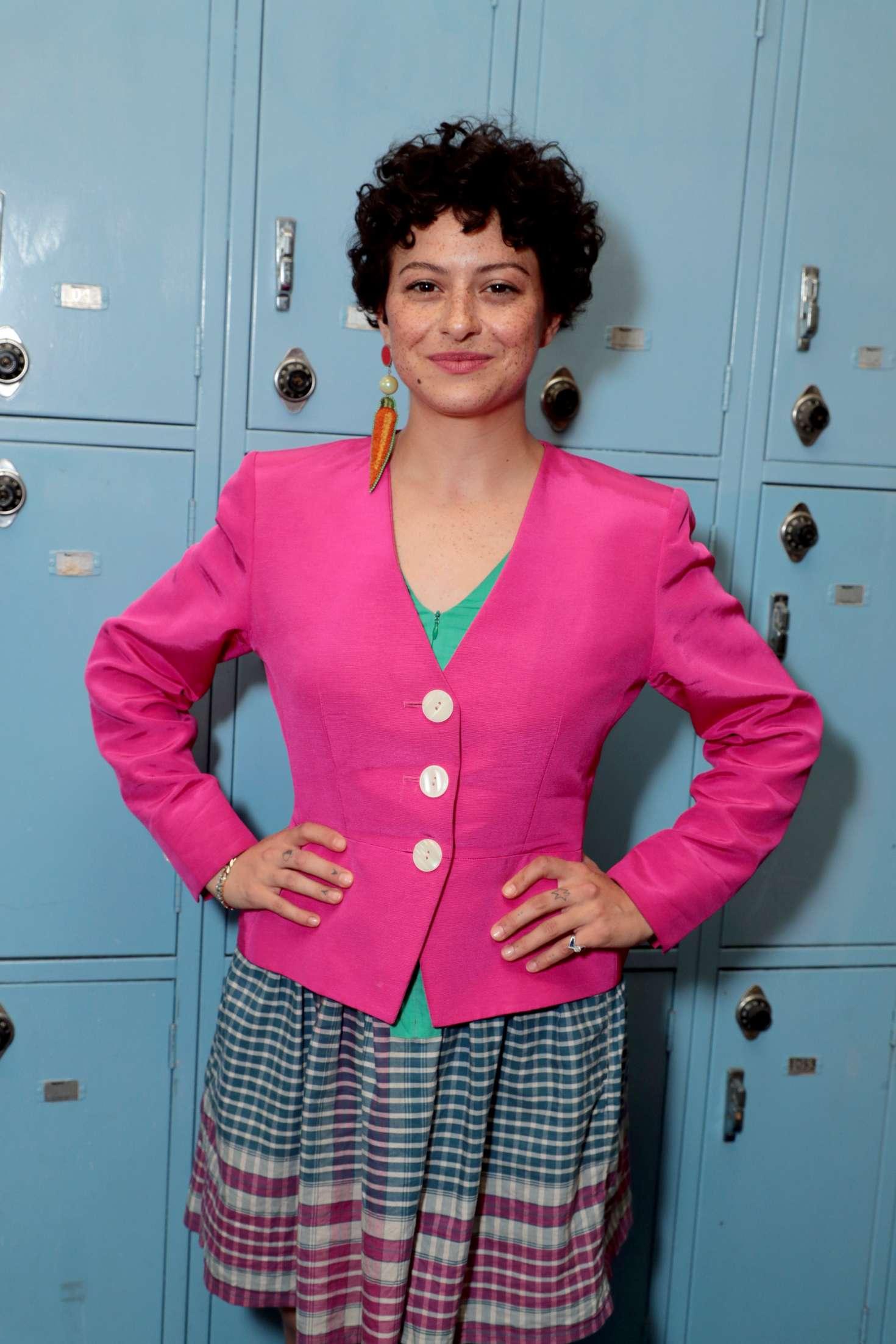 Alia Shawkat - 'Eighth Grade' Screening in Los Angeles