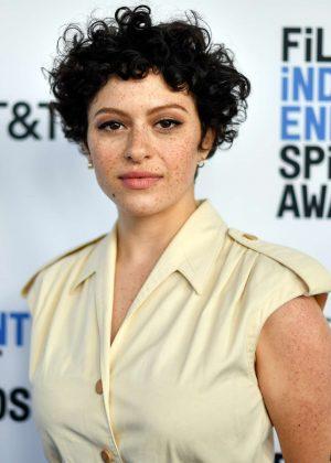 Alia Shawkat - Film Independent Spirit Awards Nominee Brunch in LA