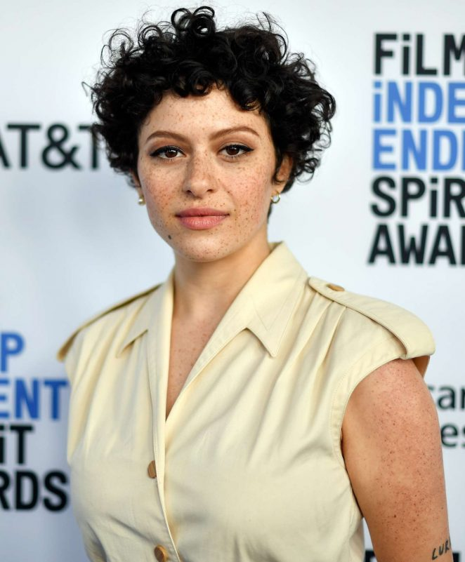 Alia Shawkat - Film Independent Spirit Awards Nominee Brunch in LA
