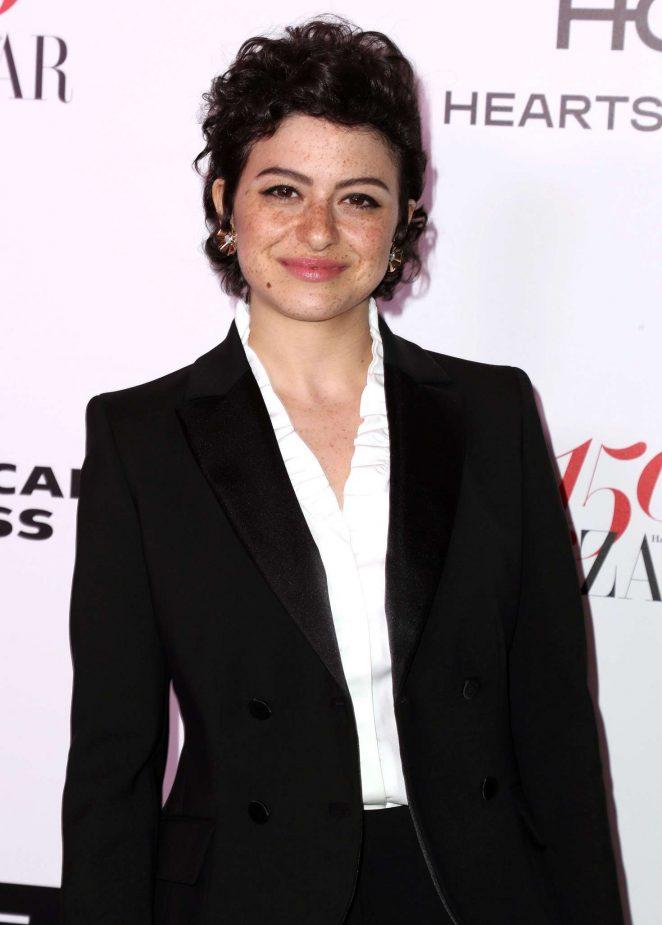 Alia Shawkat - Harper's Bazaar Celebrates 150 Most Fashionable Women in West Hollywood