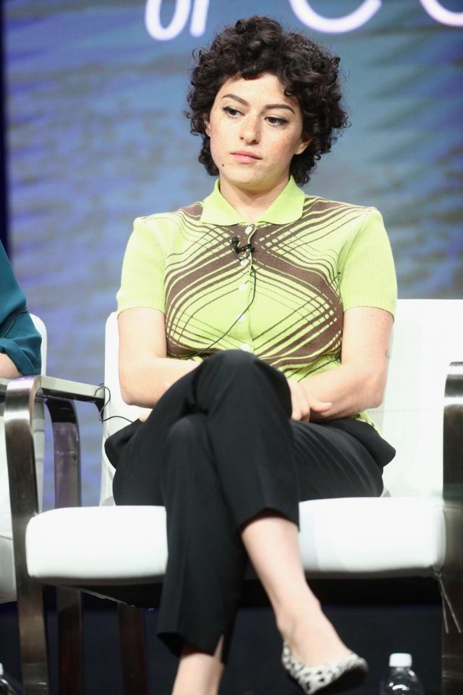Alia Shawkat - Turner Networks 'Leading Women' of Drama and Comedy at TCA Summer Press Tour in LA
