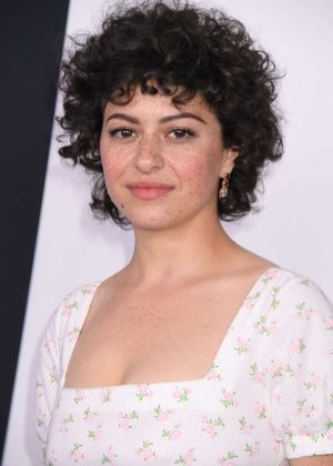 Alia Shawkat - Turner Upfront Presentation in New York