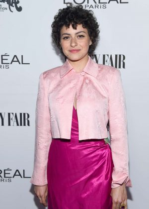Alia Shawkat - Vanity Fair and L'Oreal Paris Toast to Young Hollywood in West Hollywood