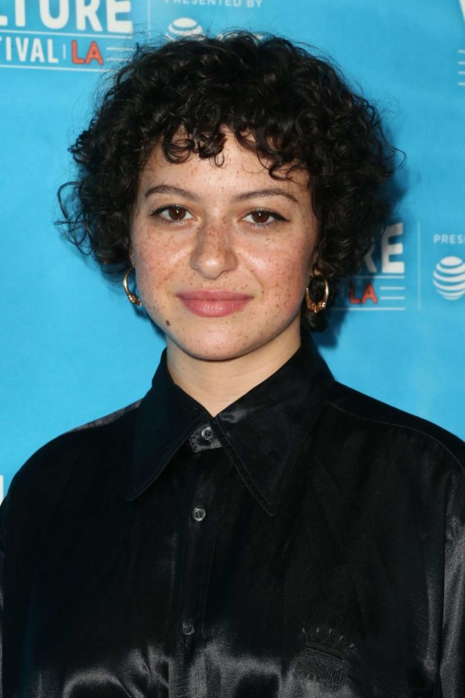 Alia Shawkat - Vulture Festival's Search Party Scavenger Hunt in LA
