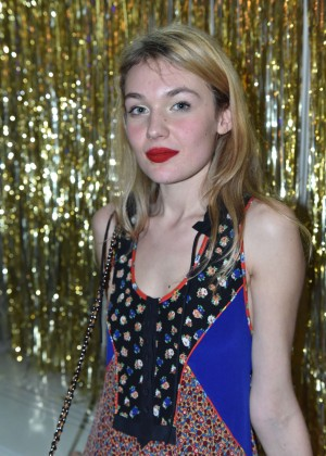 Alice Aufray - Coach Party 2016 in Paris