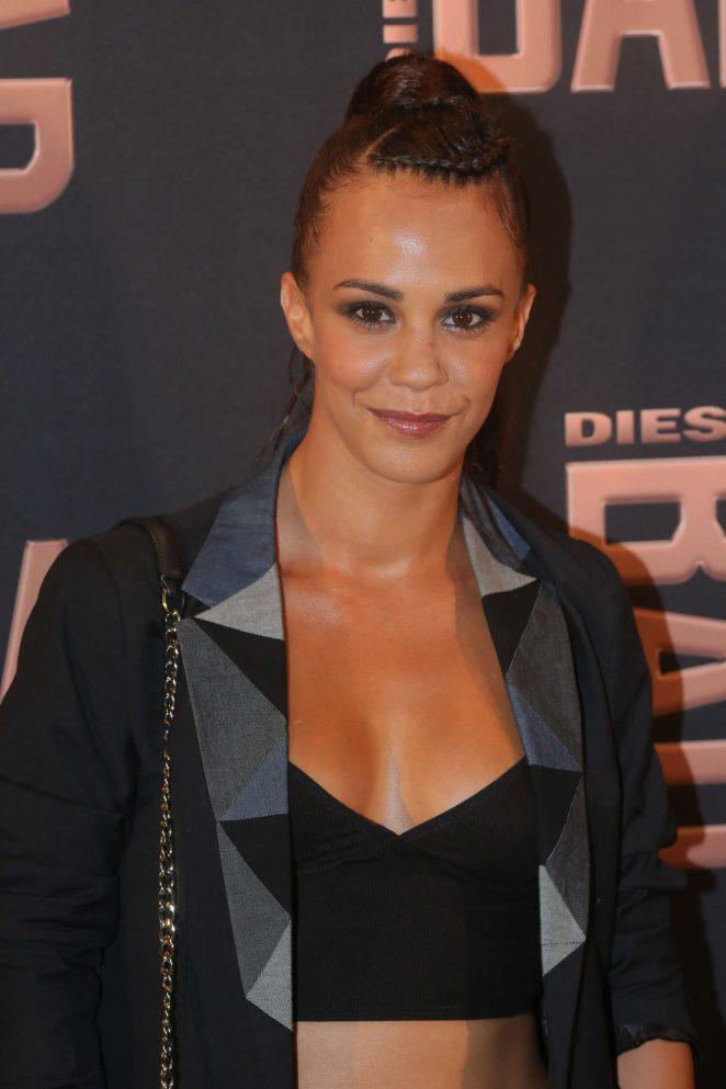 Alice Belaïdi – Diesel Fragrance 'BAD' Party Launch in Paris