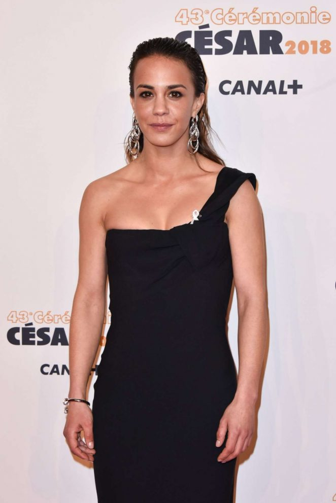 Alice Belaidi - 2018 Cesar Film Awards Ceremony in Paris
