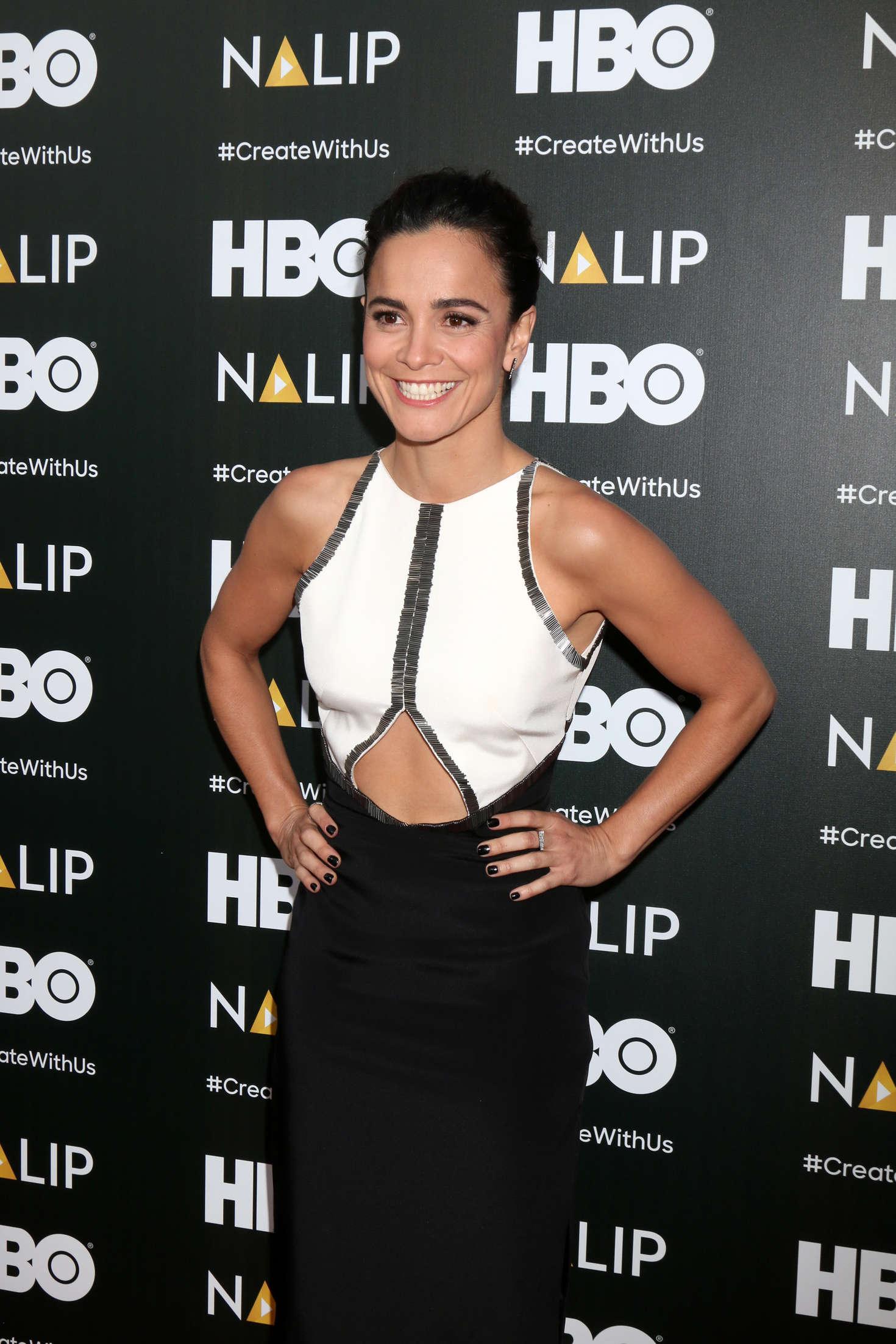 Alice Braga - NALIP 2016 Latino Media Awards in Los Angeles