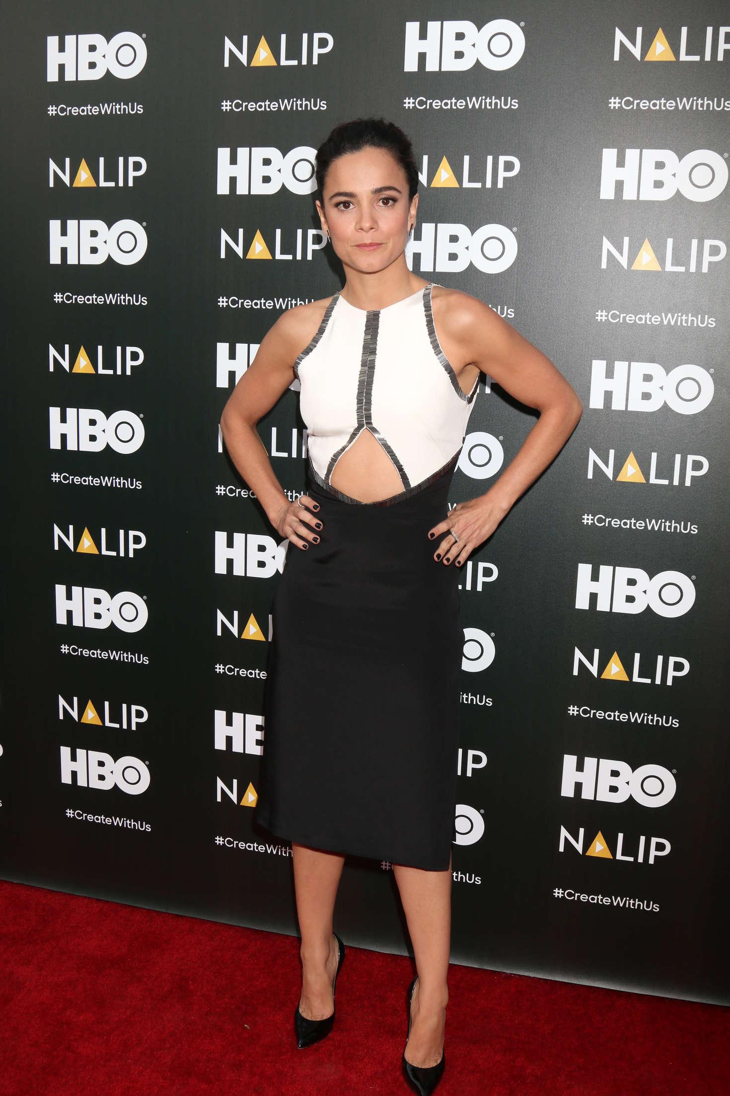 Alice Braga 2016 : Alice Braga: NALIP 2016 Latino Media Awards -05