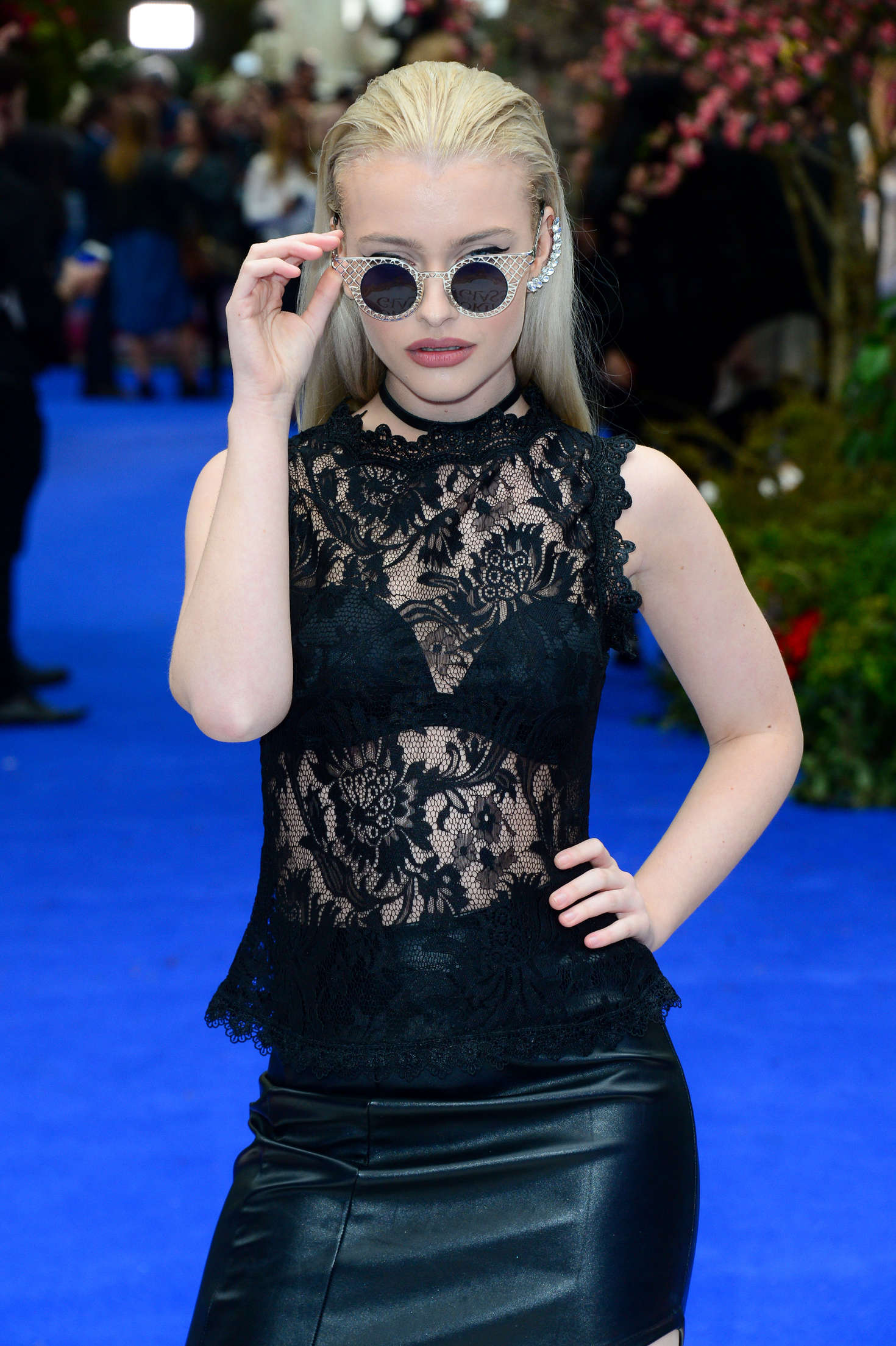 Alice Chater: Alice Through The Looking Glass Premiere -04 - Full Size