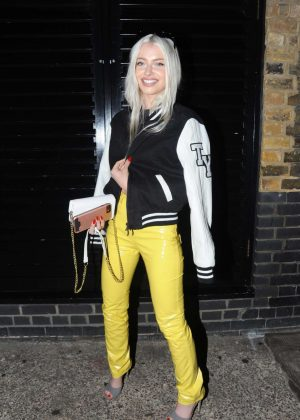 Alice Chater at The Chiltern Firehouse in London